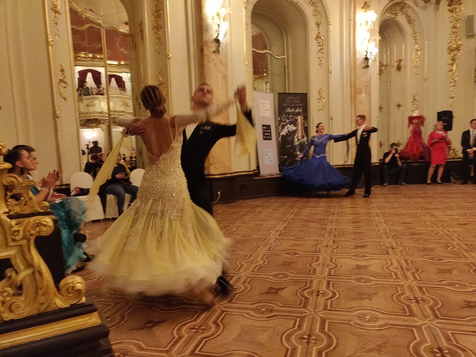 Taneczna inwentaryzacja
